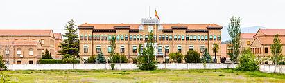 Acuartelamiento del Ejército Barón de Warsage, Calatayud, España 2012-05-19, DD 02.JPG