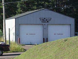 Adams Township, Houghton County, Michigan Civil township in Michigan, United States