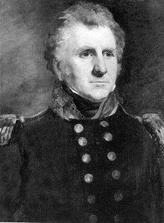 Battle of Mahé - Charles Adam