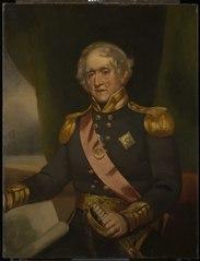 Admiral Sir James Hawkins Whitshed (1762-1849)