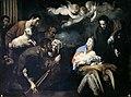 Adoración de los pastores, de Juan Dò (Real Academia de Bellas Artes de San Fernando).jpg