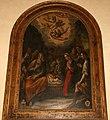Adorazione dei pastori di anonimo senese del sec. XVII, chiesa di Sant'Agostino (Massa Marittima).jpg