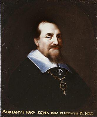 Adriaan Pauw - Adriaan Pauw (1635)