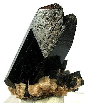 Aegirine - Image: Aegirine Feldspar Group 233473