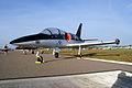 Aero Vodochody L-39C Albatros N150XX Roman86 BSY LSideFront SNF 04April2014 (14586331005).jpg