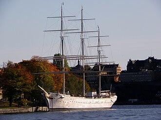 Af Chapman (ship) - Image: Af Chapman