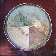 affreschi romani natura morta pompei