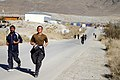 Afghan National Army commando recruits participate in a fitness test during a commando selection and assessment course at Camp Commando in Kabul province, Afghanistan, Nov. 19, 2013 131119-A-FS865-009.jpg