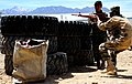 Afghan National Army trainee performs a combat training drill at Regional Military Training Center Gardez.jpg