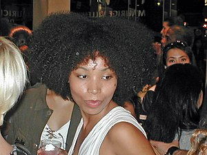 Afro by David Shankbone, New York City