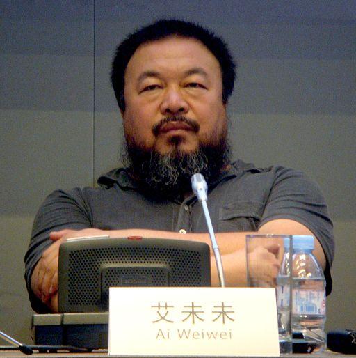 Ai Weiwei 2008