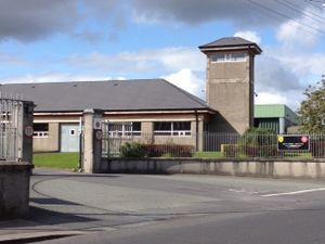 Aiken Barracks - Observation Tower at Aiken Barracks
