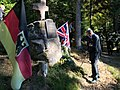 Air Cdre Charles Clarke crash memorial.jpg