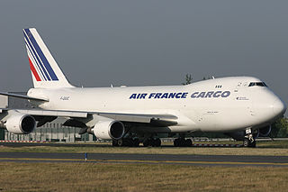 File air france cargo boeing 747 428f er scd airwim for Air france vol interieur