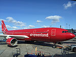 Air Greenland Airbus 330-200 Copenhagen Airport June 2015.jpg
