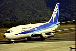 Air Nippon B737-200 at HAC (16142891165).jpg