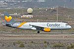 Airbus A320-232 'D-AICL' Condor (24780630912).jpg