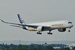 Airbus A350-900 XWB Airbus Industries (AIB) MSN 001 - F-WXWB (9279548826).jpg