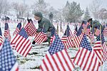 Airmen place flags, honor Veterans Day 151110-F-OD616-046.jpg