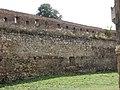 Aiud Citadel 2011 - Wall 1.jpg