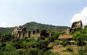 Akhtala fortress and monastery.jpg