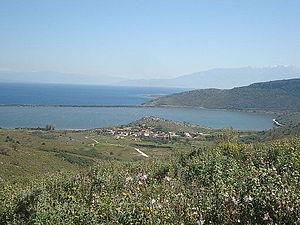 Araxos - Araxos village