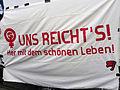 Aktionstag anlässlich des 100. Internationalen Frauentages - Transparent der Sozialistischen Jugend.jpg