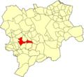 Albacete Penascosa Mapa municipal.png