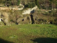 Albano amphitheatre