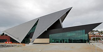 Albany, Western Australia - Albany Entertainment Centre, opened December 2010.