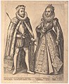 Albrecht van Oostenrijk (1559-1621) en Isabella van Spanje (1566-1633); aartshertogen en landvoogden van de Zuidelijke Nederlanden, Van Sichem, Karel, Felixarchief, 12 9095.jpg