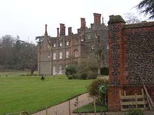 Albury, Surrey - Albury Park mansion