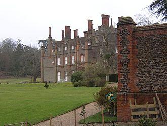 Albury, Surrey - Albury Park mansion