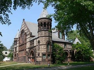 William Appleton Potter - Alexander Hall, Princeton University (1891-94)