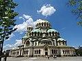 Alexander Nevsky Cathedral - Sofia - Bulgaria - 02 (42869646502).jpg