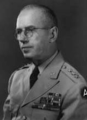Alexander R. Bolling - Lieutenant General Alexander R. Bolling