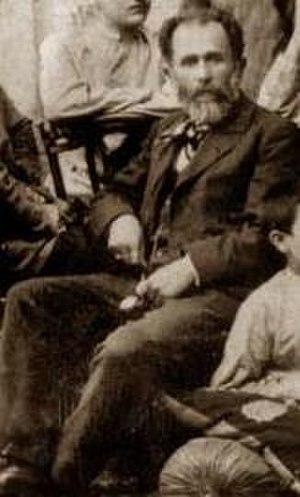 Alexander Roinashvili - Alexander Roinashvili. 1897