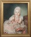 Alexandre Antoine Roslin (1764-1799), g.m. Adelaïde Abraham, son till konstnären (Suzanne Roslin) - Nationalmuseum - 52668.tif