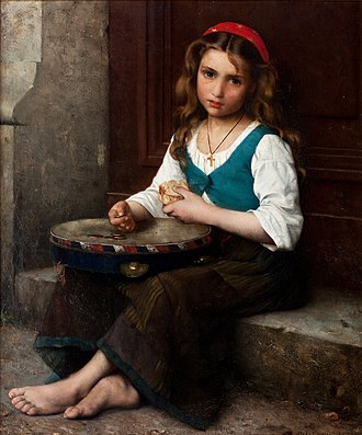 Alfred Guillou - Image: Alfred Guillou Fille paysanne
