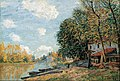 Alfred Sisley - Moret- The Banks of the River Loing, 1877 - Google Art Project.jpg