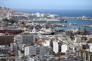 Belouizdad, Algiers Place in Algiers, Algeria