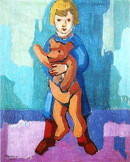 Algot Törneman Swedish artist