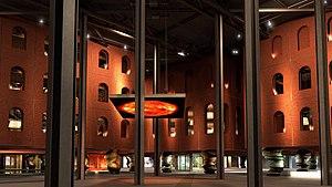 Philippe Starck - Alhondiga, Bilbao, Spain, 2010