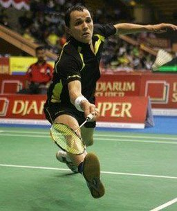 Alistair Casey - Indonesia Super Series 2009