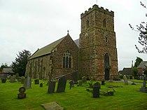All Saints' church, Thurlaston - geograph.org.uk - 1054942.jpg
