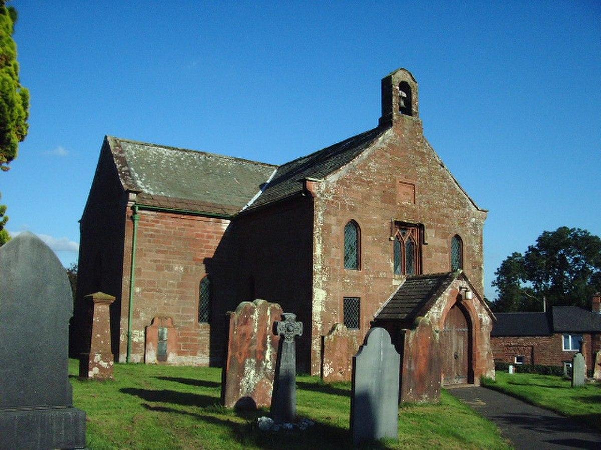 All Saints Church, Culgaith - geograph.org.uk - 236996.jpg
