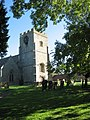 All Saints Church Tower Liddington - geograph.org.uk - 1001677.jpg