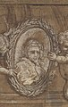 Allegory in Honor of Cardinal Antonio Barberini the Younger (1607-1671) (Design for an Engraving) MET DP144122.jpg