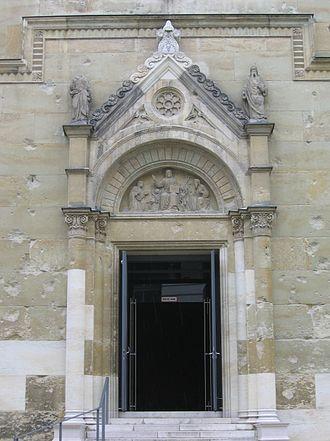 Allerheiligen-Hofkirche - Portal