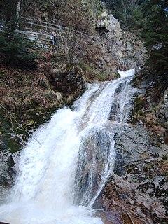 All Saints Waterfalls German waterfalls